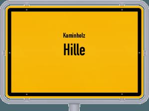 Kaminholz & Brennholz-Angebote in Hille