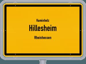 Kaminholz & Brennholz-Angebote in Hillesheim (Rheinhessen)