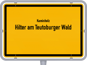 Kaminholz & Brennholz-Angebote in Hilter am Teutoburger Wald