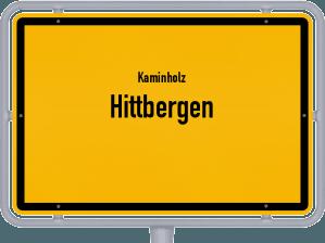 Kaminholz & Brennholz-Angebote in Hittbergen