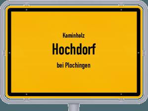 Kaminholz & Brennholz-Angebote in Hochdorf (bei Plochingen)