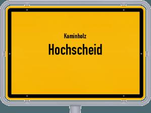 Kaminholz & Brennholz-Angebote in Hochscheid