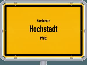 Kaminholz & Brennholz-Angebote in Hochstadt (Pfalz)