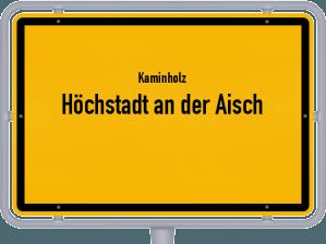 Kaminholz & Brennholz-Angebote in Höchstadt an der Aisch