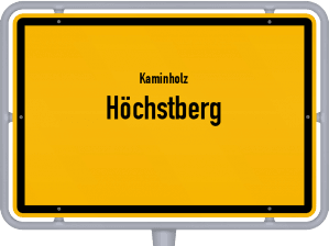 Kaminholz & Brennholz-Angebote in Höchstberg