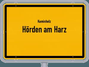 Kaminholz & Brennholz-Angebote in Hörden am Harz