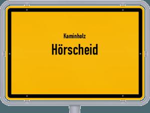 Kaminholz & Brennholz-Angebote in Hörscheid