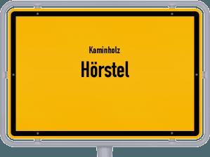 Kaminholz & Brennholz-Angebote in Hörstel