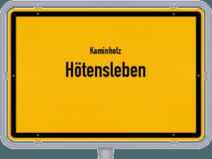 Kaminholz & Brennholz-Angebote in Hötensleben