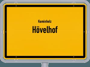 Kaminholz & Brennholz-Angebote in Hövelhof