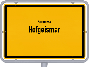 Kaminholz & Brennholz-Angebote in Hofgeismar