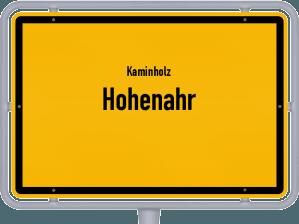 Kaminholz & Brennholz-Angebote in Hohenahr