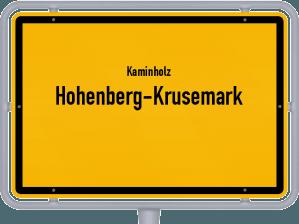 Kaminholz & Brennholz-Angebote in Hohenberg-Krusemark