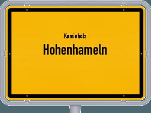 Kaminholz & Brennholz-Angebote in Hohenhameln