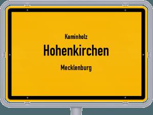 Kaminholz & Brennholz-Angebote in Hohenkirchen (Mecklenburg)