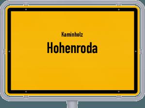 Kaminholz & Brennholz-Angebote in Hohenroda