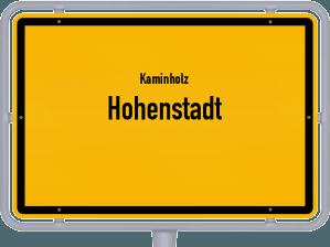 Kaminholz & Brennholz-Angebote in Hohenstadt