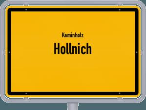 Kaminholz & Brennholz-Angebote in Hollnich