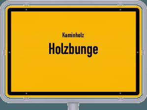 Kaminholz & Brennholz-Angebote in Holzbunge