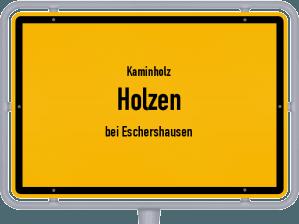 Kaminholz & Brennholz-Angebote in Holzen (bei Eschershausen)