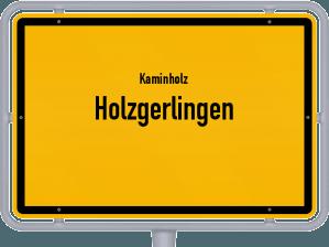 Kaminholz & Brennholz-Angebote in Holzgerlingen
