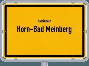 Kaminholz & Brennholz-Angebote in Horn-Bad Meinberg