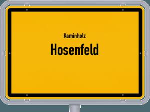 Kaminholz & Brennholz-Angebote in Hosenfeld