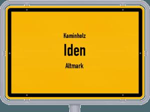 Kaminholz & Brennholz-Angebote in Iden (Altmark)