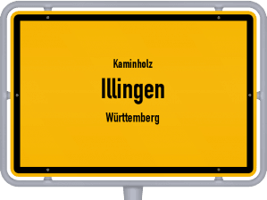 Kaminholz & Brennholz-Angebote in Illingen (Württemberg)