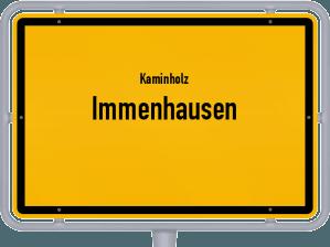 Kaminholz & Brennholz-Angebote in Immenhausen