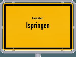 Kaminholz & Brennholz-Angebote in Ispringen