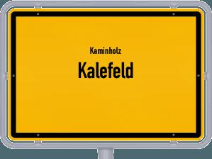 Kaminholz & Brennholz-Angebote in Kalefeld
