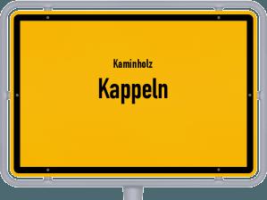 Kaminholz & Brennholz-Angebote in Kappeln