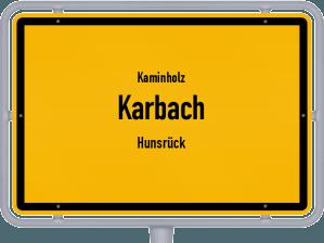 Kaminholz & Brennholz-Angebote in Karbach (Hunsrück)