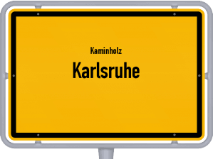 Kaminholz & Brennholz-Angebote in Karlsruhe