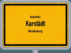 Kaminholz & Brennholz-Angebote in Karstädt (Mecklenburg)