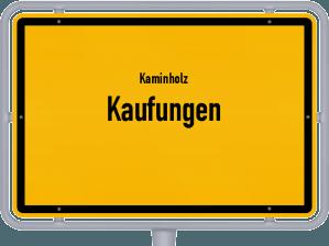 Kaminholz & Brennholz-Angebote in Kaufungen
