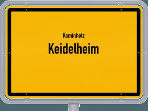 Kaminholz & Brennholz-Angebote in Keidelheim