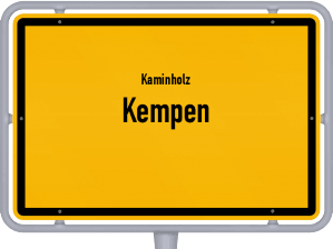 Kaminholz & Brennholz-Angebote in Kempen