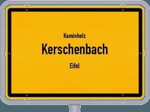 Kaminholz & Brennholz-Angebote in Kerschenbach (Eifel)
