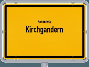 Kaminholz & Brennholz-Angebote in Kirchgandern