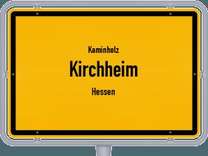 Kaminholz & Brennholz-Angebote in Kirchheim (Hessen)