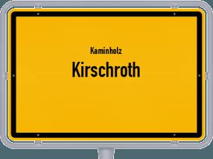 Kaminholz & Brennholz-Angebote in Kirschroth