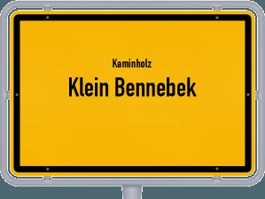 Kaminholz & Brennholz-Angebote in Klein Bennebek