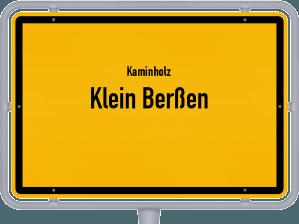 Kaminholz & Brennholz-Angebote in Klein Berßen