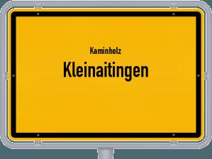 Kaminholz & Brennholz-Angebote in Kleinaitingen