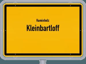 Kaminholz & Brennholz-Angebote in Kleinbartloff