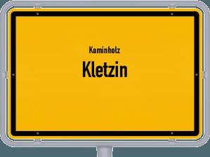 Kaminholz & Brennholz-Angebote in Kletzin