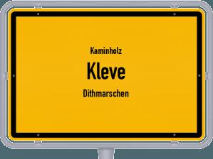 Kaminholz & Brennholz-Angebote in Kleve (Dithmarschen)