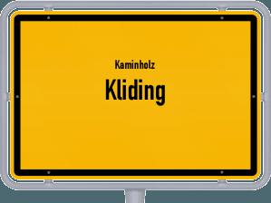 Kaminholz & Brennholz-Angebote in Kliding